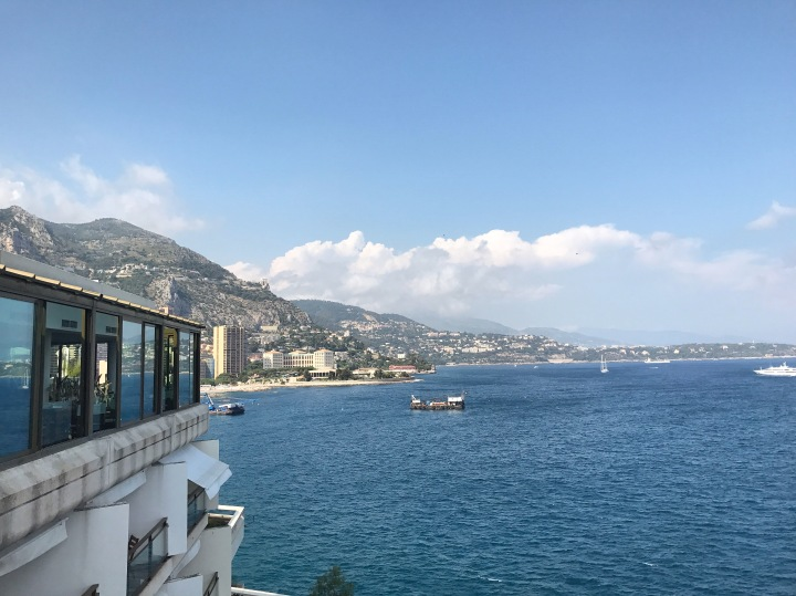 A Trip along the FrenchRiviera
