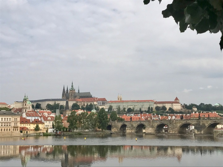 A Day in Prague, Czech Republic