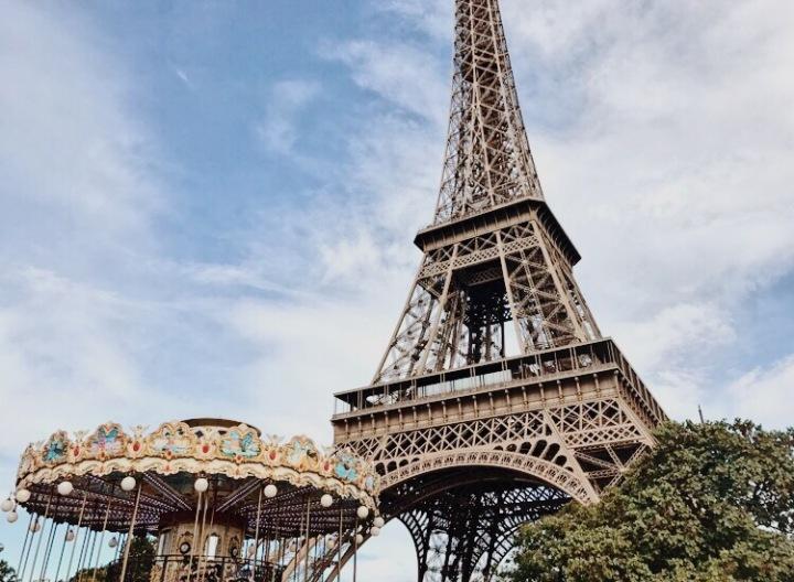 Photo Diary: Paris,France