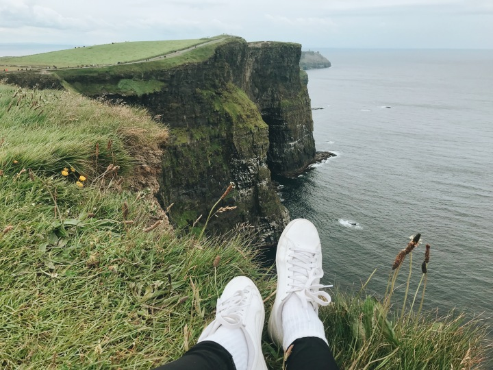 Dublin, Cliffs of Moher, and Galway, Ireland Photo Diary