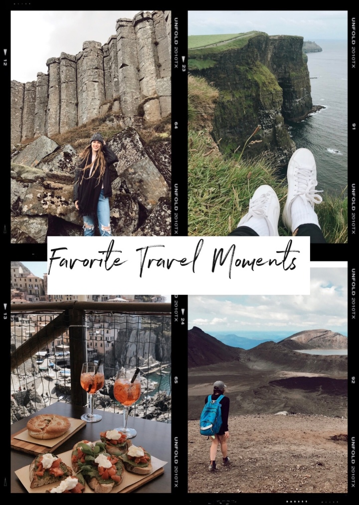 Favorite Travel Moments