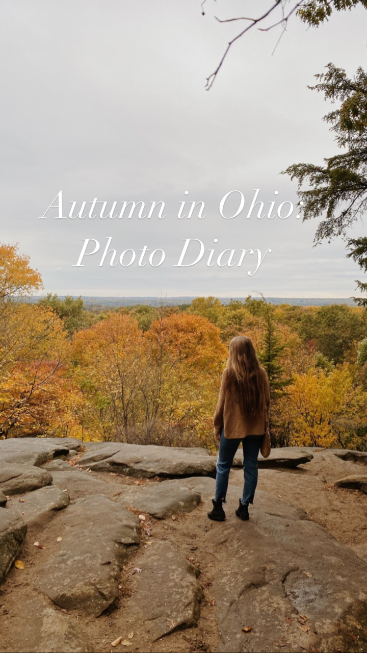 Autumn in Ohio: Photo Diary